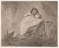 Woman Sheltering a Child in a Landscape MET DP873521.jpg