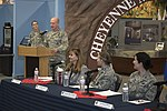Womens History Month panel discussion 160309-F-IW511-014.jpg