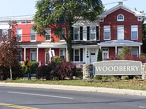 Woodberry, Baltimore - The Woodberry neighborhood of Baltimore.