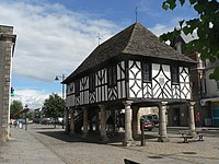Wootton Bassett, town hall - geograph.org.uk - 527639.jpg