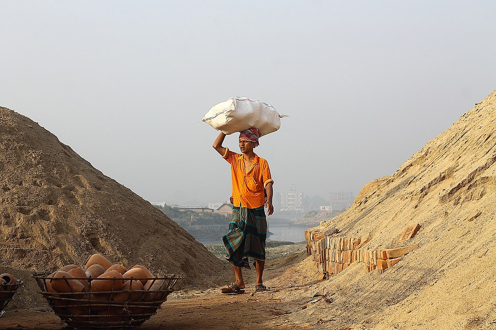 Worker, Dhaka, Bangladesh