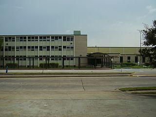 Worthing High School (Houston) Public high school in Houston, Texas, United States