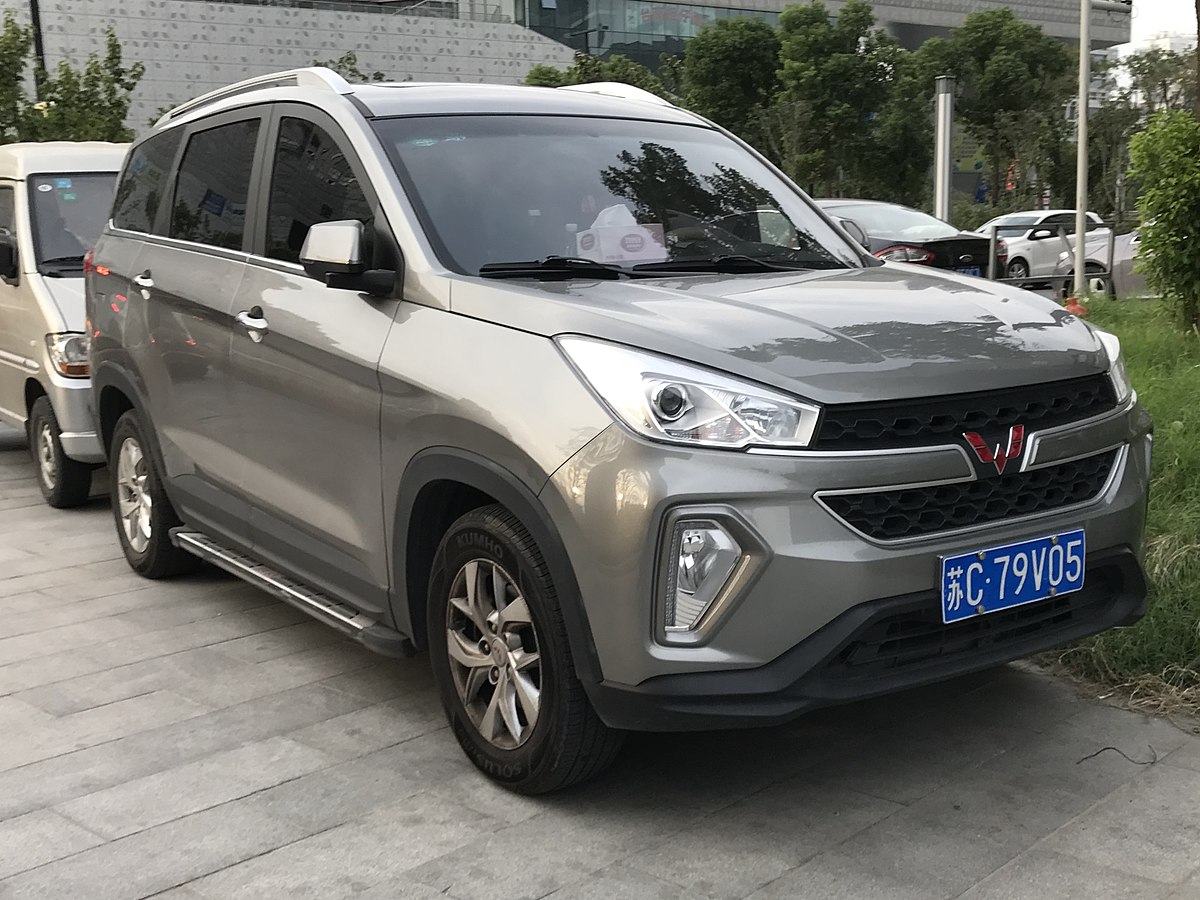 Mid Engine Cars >> Wuling Hongguang S3 - Wikipedia