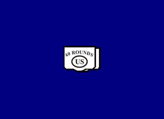 XV Corps (Union Army) - Image: X Vcorpsbadge 3