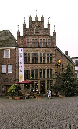 Xanten Das Gotische Haus