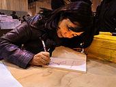 L'autrice japonaise Yōko Tawada signe un livre