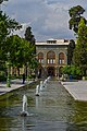 Yard of golestan palace.jpg