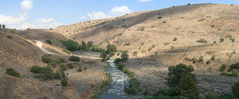 The Jordan River Valley is a vital security interest to Israel, to stop the smuggling of weapons into the West Bank.