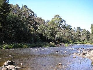 Warrandyte, Victoria Suburb of Melbourne, Victoria, Australia