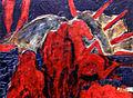 Yatrides - Derniers jours de pompei, 46x61 cm, 1948.JPG