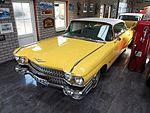 Yellow Cadillac at Piet Smits pic2.JPG