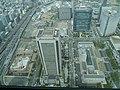 Yokohama Landmark Tower Blick auf Mitsubishi Heavy Industries 2.jpg