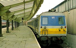 York Road railway station