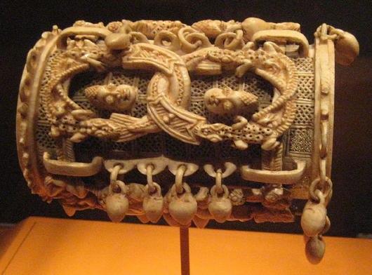 Yoruba peoples armlet (16th century)