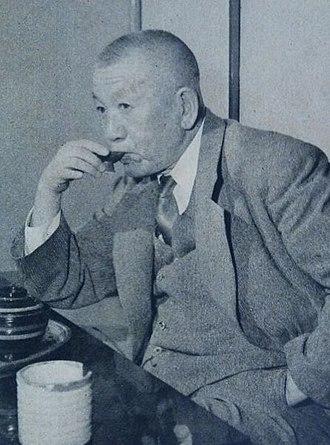 Isamu Yoshii - Yoshii in January 1955