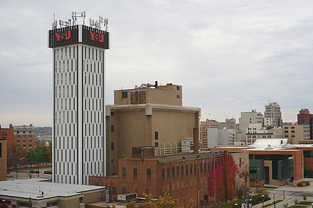 Youngstown State University - Wikiwand on