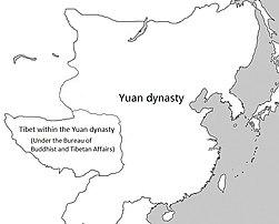 Yuan dynasty and Tibet.jpg