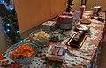 Yule log Christmas table.jpg