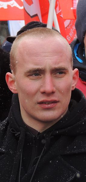 File:Yury Malinovsky, Russian opposition 'Left Front' activist 2.JPG