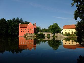 Červená Lhota Castle - Červená lhota