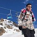 Zahir D'Addario coordinando en Bariloche en el año 2019.jpg