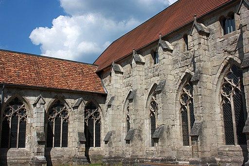 Zisterzienser Kloster Walkenried - südl. Harz Vierung nach Nordwesten - panoramio