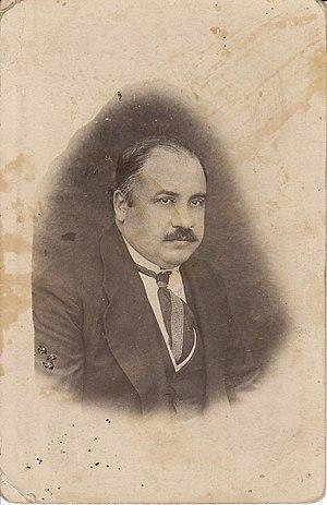 Ziya Gökalp - Image: Ziya Gökalp 1