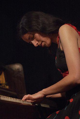 Zoe Rahman - Rahman performing in June 2008
