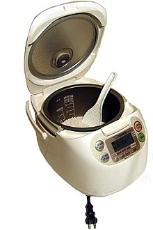27e623df493 Rice cooker - Wikipedia