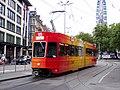 Zurich Be 4-6 Tram 2000 2042 Bellevue.jpg