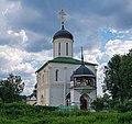 Zvenigorod ChurchDormition in Gorodok3.JPG