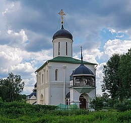 Zvenigorod ChurchDormition in Gorodok3.JPG