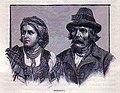 Zygmunt Ajdukiewicz Frachten der Krakowiake -in- Die osterreichisch-ungarische Monarchie in Wort und Bild - Galizien Wien 1898 S. 241.jpg