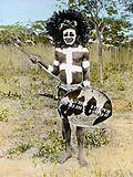 """Clay-daubed Ngoni Warrior, Livingstonia"" Malawi, ca.1895 (imp-cswc-GB-237-CSWC47-LS3-1-013).jpg"