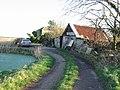 """""""Little house on the marsh"""" Ash Level. - geograph.org.uk - 315737.jpg"""