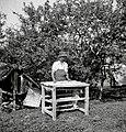 """Mašina za cejgu delat"", Breg 1950.jpg"