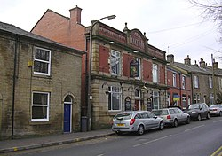 Old Dungeon, ein pub i Tottington