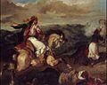'Εργο του γάλλου ζωγράφου Delacroix.jpg