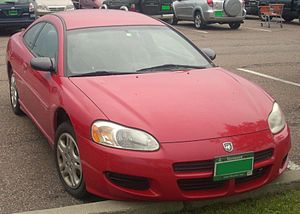 dodge stratus first thoughts about. Cars Review. Best American Auto & Cars Review