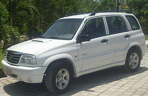 Chevrolet Tracker (Americas) - 2006–2008 Chevrolet Tracker (Mexico)