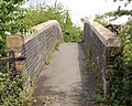 'Black path' footbridge over railway (3) - geograph.org.uk - 1349236.jpg