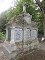 's-Hertogenbosch Rijksmonument 524970 begraafplaats Groenendaal grafmon. fam. de Gruyter (2).JPG