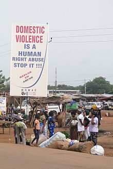 Domestic violence wikipedia poster against domestic violence in bolgatanga ghana there exist several strategies that are fandeluxe Choice Image