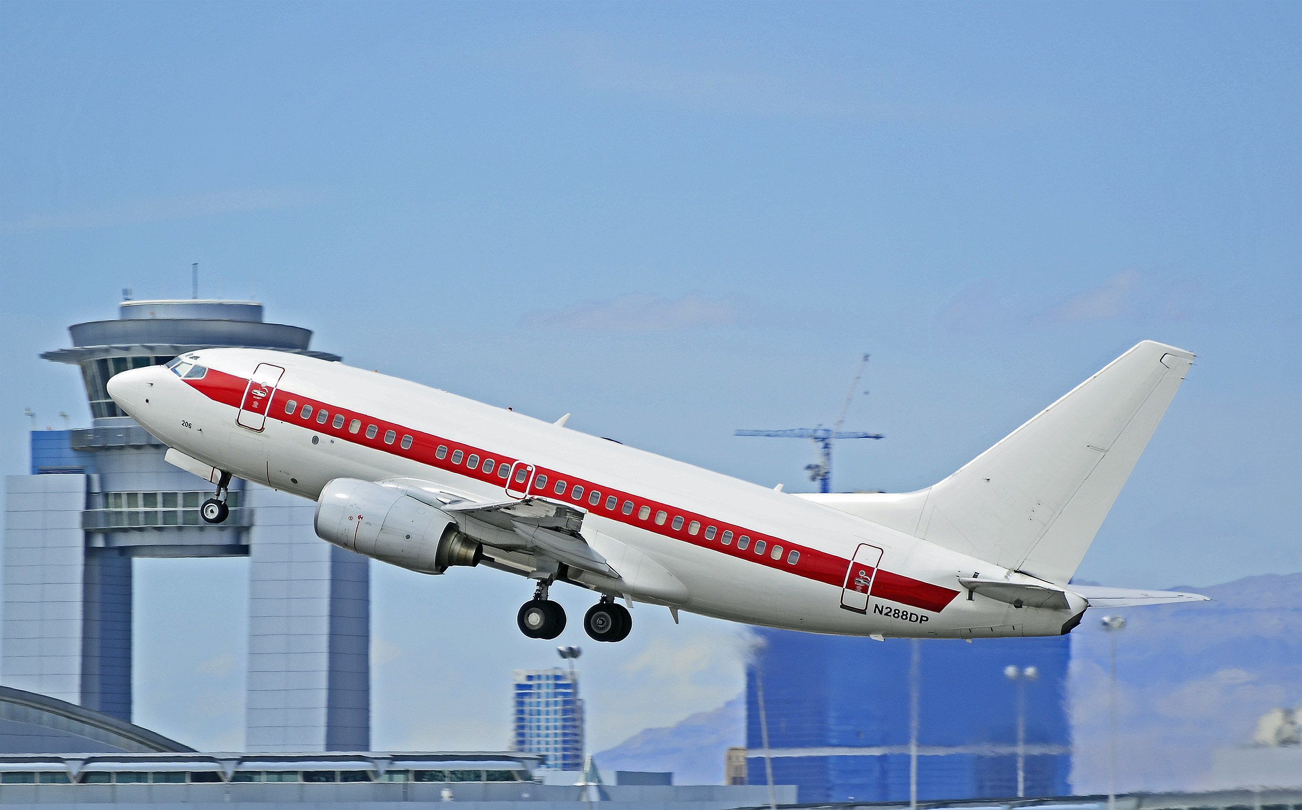 What is Janet Airlines? The Airline that Serves Area 51