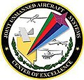 (U.S.) Joint Unmanned Aircraft Systems Center of Excellence emblem.jpg