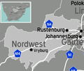 (de)Map-South Africa-North West02.png