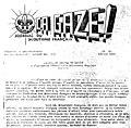 Éclaireurs français en Grande-Bretagne, mouvement scout de la France libre. Ca gaze.jpg