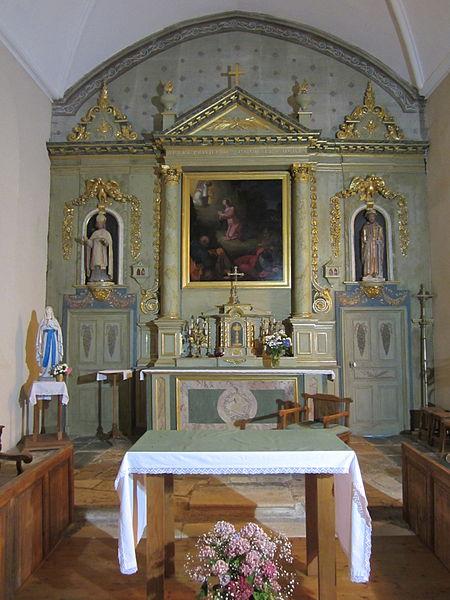 église Saint-Ouen de Sideville, Manche