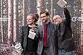 Österreichischer Filmpreis 2020 Preisträger Thomas Pötz Gregor Kienel Rudolf Gottsberger.jpg