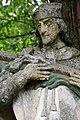 Ötvöskónyi, Nepomuki Szent János-szobor 2021 12.jpg